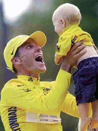 Герой жизни Лэнс Армстронг, его дорога жизни и достижение цели.